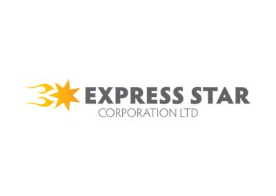 le-grafik-warszawa-projekt-logo-express-star